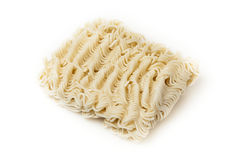 Homemade Quick Ramen Noodles Stock Images