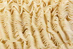 Homemade Quick Ramen Noodles Royalty Free Stock Photo