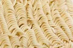 Homemade Quick Ramen Noodles Stock Photos