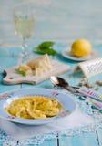 Homemade ravioli Stock Photos