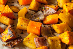 Homemade Roasted Root Vegetables Royalty Free Stock Photo