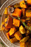 Homemade Roasted Root Vegetables Royalty Free Stock Photos