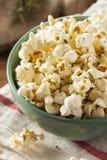 Homemade Rosemary Herb and Cheese Popcorn Royalty Free Stock Photo
