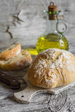 Homemade rustic bread Royalty Free Stock Photography