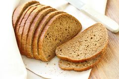 Free Homemade Rye Bread Royalty Free Stock Image - 105082386