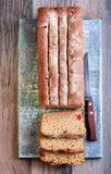 Homemade rye bread Stock Photography