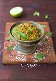 Homemade Salsa Sauce in a Bowl Stock Photos