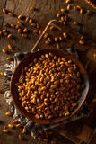 Homemade Salted Soy Nuts Stock Photos