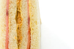 Homemade sandwich Stock Photos