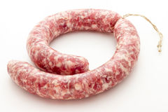 Homemade sausage Royalty Free Stock Photography