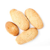 Homemade Savoiardi Biscuits Stock Images