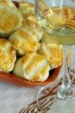 Homemade scone Royalty Free Stock Photos