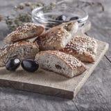 Homemade  scones Royalty Free Stock Photography