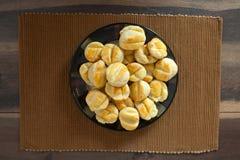 Homemade small bread like snacks Stock Photography