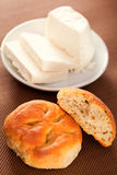 Homemade small breads Royalty Free Stock Photo