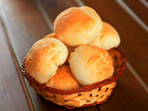 Homemade small breads Stock Image