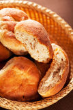 Homemade small breads Stock Photography