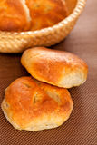 Homemade small breads Royalty Free Stock Photography