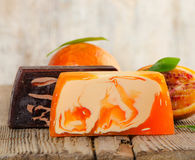 Homemade Soap Stock Images