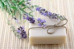 Homemade Soap Stock Photography