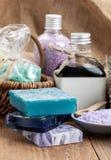 Homemade Soap Royalty Free Stock Photography