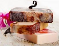 Homemade Soap Royalty Free Stock Photo