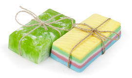 Homemade soap Royalty Free Stock Image