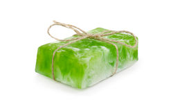 Homemade soap Royalty Free Stock Photography