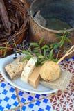 Homemade soaps Stock Photo