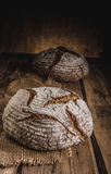 Homemade sourdough bread Stock Photography