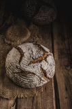 Homemade sourdough bread Royalty Free Stock Images