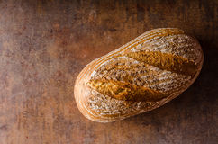 Homemade sourdough bread rustic Royalty Free Stock Images