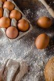 Homemade sourdough bread rustic Royalty Free Stock Photo