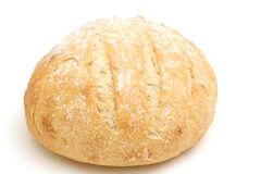 Homemade sourdough bread on top Stock Photography