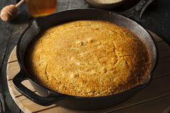 Homemade Southern Style Cornbread Royalty Free Stock Photos