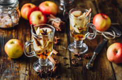 Homemade Spiced Beverage. Stock Photography