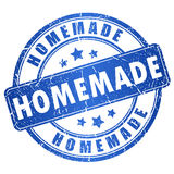 Homemade stamp Royalty Free Stock Images