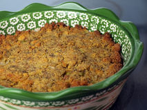 Homemade stuffing 3 Royalty Free Stock Images