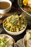 Homemade Stuffing for Thanksgiving Stock Images
