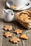 Homemade sugar cookies Stock Photo