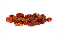 Homemade Sun Dried Tomatoes Stock Photos