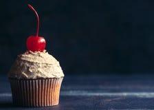 Homemade sweet cupcake Royalty Free Stock Image