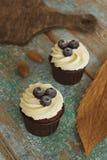 Homemade Sweet Cupcakes Royalty Free Stock Photo