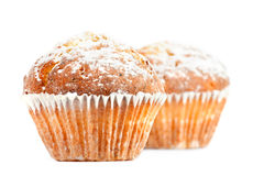 Homemade sweet Muffins Stock Image