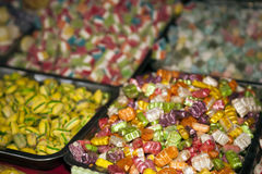 Homemade sweets Royalty Free Stock Photography