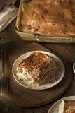 Homemade Tiramisu for Dessert Royalty Free Stock Images