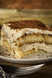 Homemade Tiramisu for Dessert Royalty Free Stock Photo
