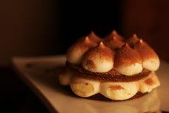 Homemade tiramisu dessert Stock Photography