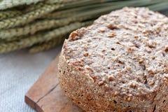 Homemade traditional bread Stock Photos
