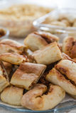 Homemade traditional Turkish pastries Stock Photography